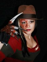 Mrs. Krueger by maryjanneexx