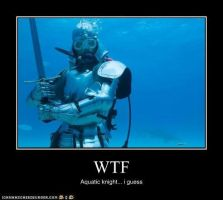 Aquatic knight??... by ColloseumLeaders