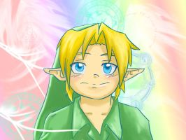 Link wants ur cookies by HylianGuardians