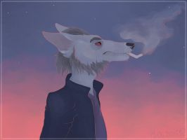 Smoke by Fifi-bird