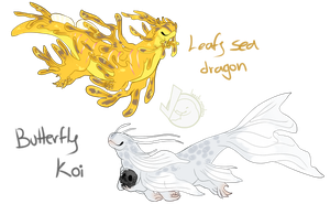CLOSED - Saltwater leech monsters by occultic