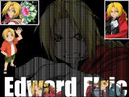 Edward Elric by Edward-Elric-FMA