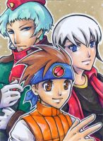 Aceo - Triumvirate by cross-works
