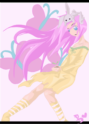 Human Fluttershy: The Essence of Life
