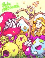 Plants Vs. Zombies by Slush-A