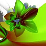 a floret by GLO-HE