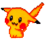 Pikachu (2) (updated) by Rest-In-Pixels