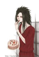 Madara : The cake by KarlaFrazetty