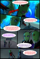 Invader Zim In ( The Red Wrath Pg 24) by Invaderlivy