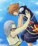 KH: Flying High by tealgeezus
