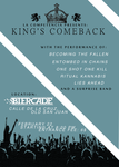 King's Comeback  Flyer. by SCsauri
