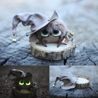 Owl The Keeper by Irentoys