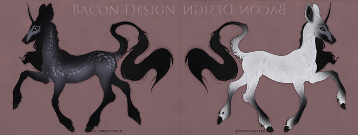 Madigan Design - Fawnlings by JackalsGrin