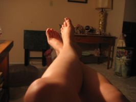 Feet by goosehonker-stock