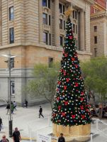 Christmas in Perth by Chihito