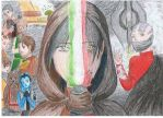 KOTOR Revans choice in color by LilianneRozess