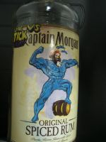 Tick Captain Morgan by ShannonRitchie