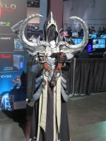 Cosplayers: Malthael by LanceOmikron