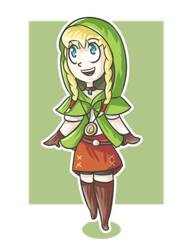 Linkle! by ellenent