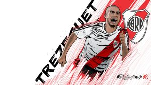 David Trezeguet vector by akyanyme