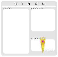 KINGS Application [Gold] by Mg3-Kiryu
