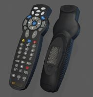 Cable Box Remote Control by Hawk17015