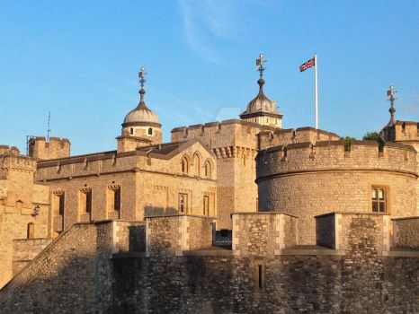 Tower of London by TangentExpress