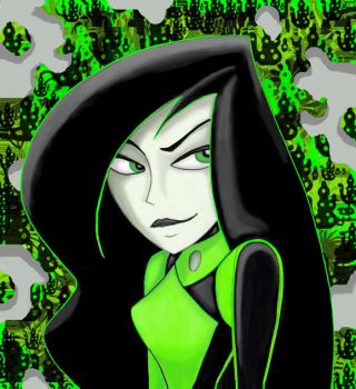 Shego....again by Abydell
