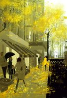 Drizzling. by PascalCampion