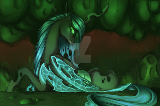 Broodmother by GlacierClear