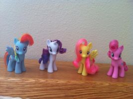 Customized/Restyled Ponies by NapoleonJonamiteInc