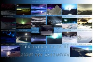 Art Pack 6 Glaciation-NightSky by TerraPro