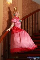 Princess Peach - Pause for a Moment by NailoSyanodel