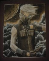 WIBG1-Kakashi Charcoal by torrendraiko
