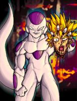 Freeza's Trophy by XCBDH