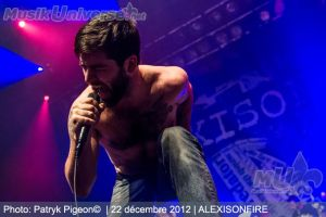 ALEXISONFIRE - Farewell tour in Montreal,Qc - 2 by MrSyn