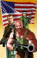 GI Joe Disavowed Vol.3 by sharpbrothers