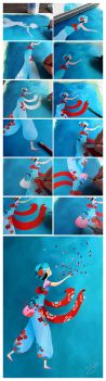 Step By Step by SybileArt