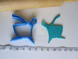 Journey Cookie Cutter 01 by B2Squared