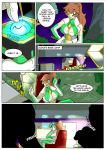 CAUGHT YOU!!!  Page 02 by GreenLeona