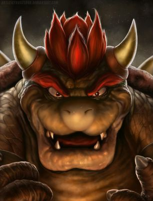 Bowser The Koopa King by Cyruscloud