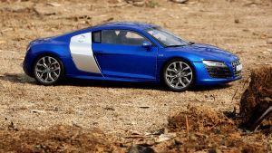 Audi R8 V10 No. 2 by FordGT