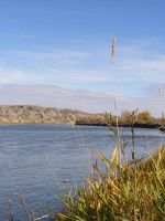 Red Deer River by lonnietaylor