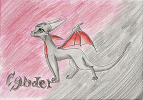 Cynder - Look up by IcelectricSpyro