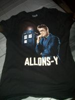 Allons-y Shirt by I-Am-The-New-L