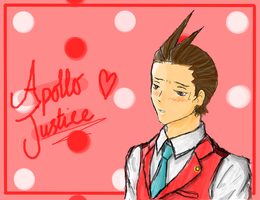 Apollo_Justice by Luffy-chan