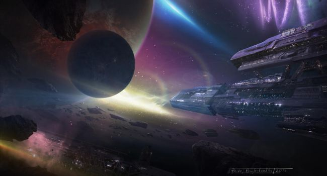 Planet X by teety