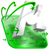 uTorrent icon for the Dock by danielsemper