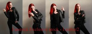 Leather Exclusive stock 2 by faestock