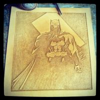 batman wip leather picture by MerrillsLeather